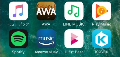おすすめ 音楽 アプリ